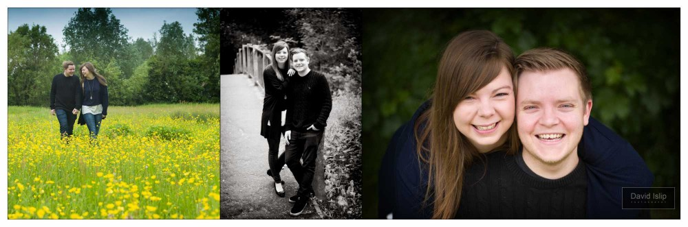 Witham Engagement Shoot - Natash & Ryan