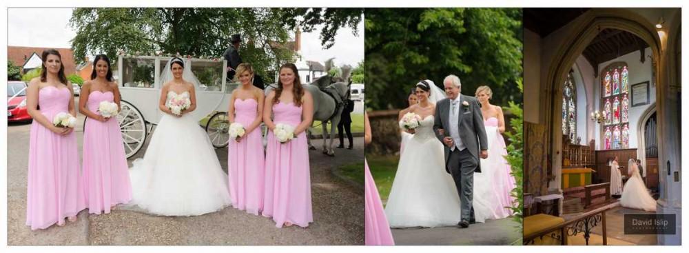 Wedding Photographer St Marys Bocking Essex