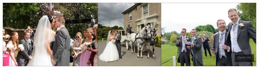 Wedding Photographer Fennes Horse and carriage