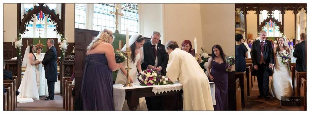 Church Wedding Photographer Essex