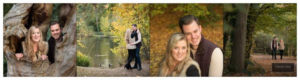 Outdoor Engagement session Essex