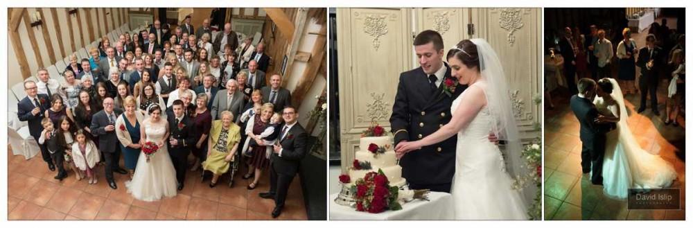 Crabbs Barn Evening Wedding Photographer Bride on a Budget