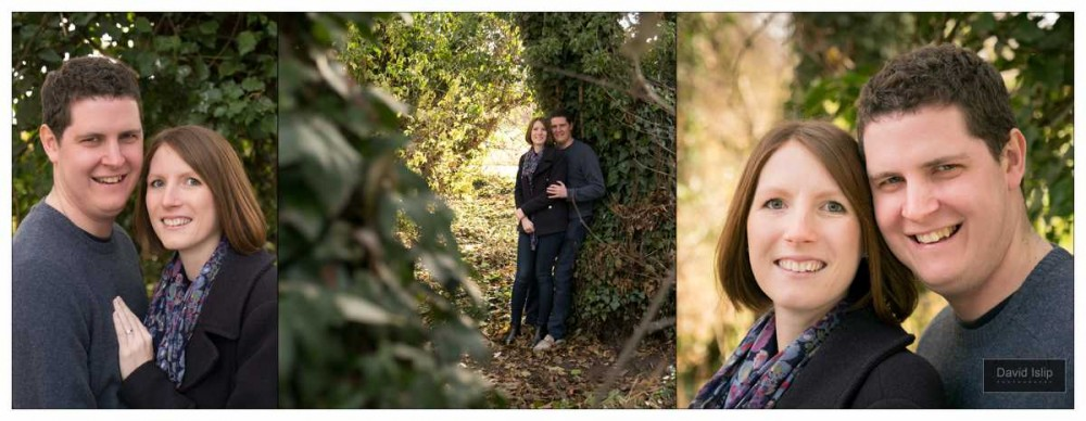 Engagement photo-shoot