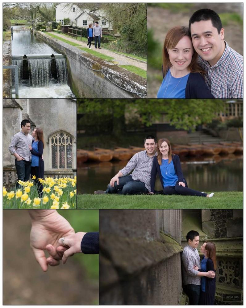 Dedham Engagement Shoot