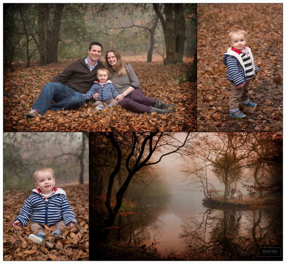 Environmental Family Portraits Epping Forest