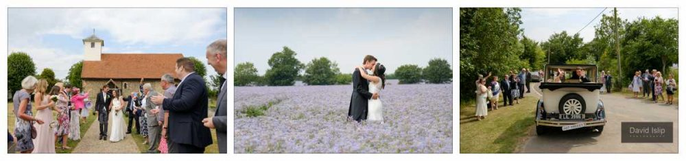 Essex Wedding Photography St James The Less Church Little They