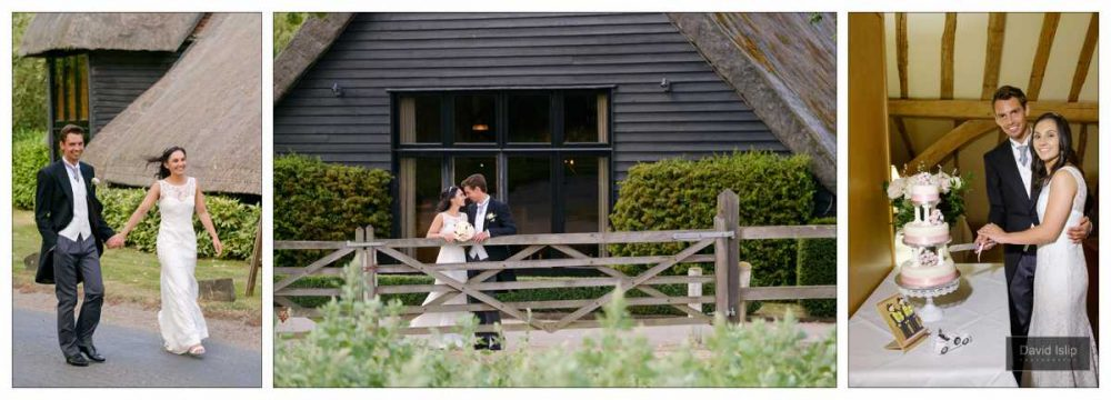 Wedding Photographer The Barn Great Tey