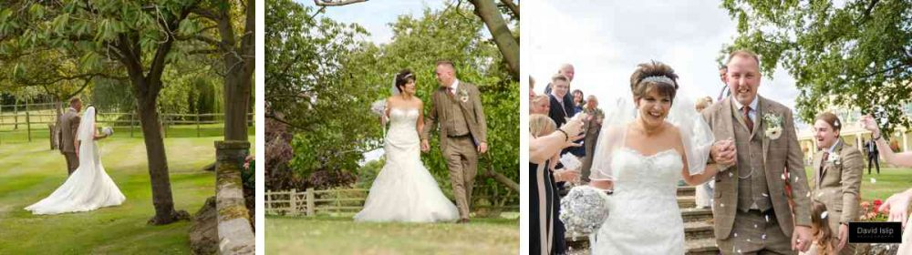 Wedding Photographs at The Lawn Rochford