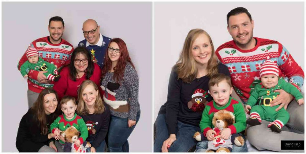 Christmas Card Family Pictures